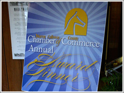 Chamber of Commerce 83rd Dinner