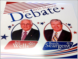 2010 Mayoral Debate