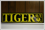 Mid South Vinyl Personalized Street Signs